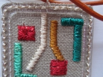 bijou, broderie, broderie d'art, cours, stage
